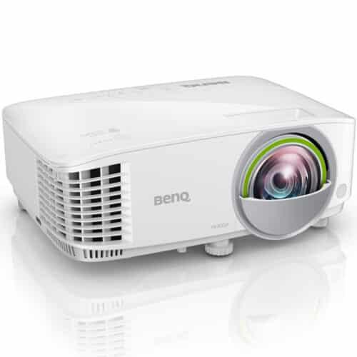 Videoproiector BenQ EW800ST, WXGA, 3300 lm, Wi-Fi, contrast 20.000:1, HDMI, Android, Bluetooth, Alb