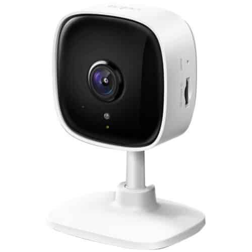 Camera de supraveghere Smart TP-Link Tapo C60 cu Night Vision, Full HD, Functie Baby Monitor, Detectarea miscarii, Wi-Fi