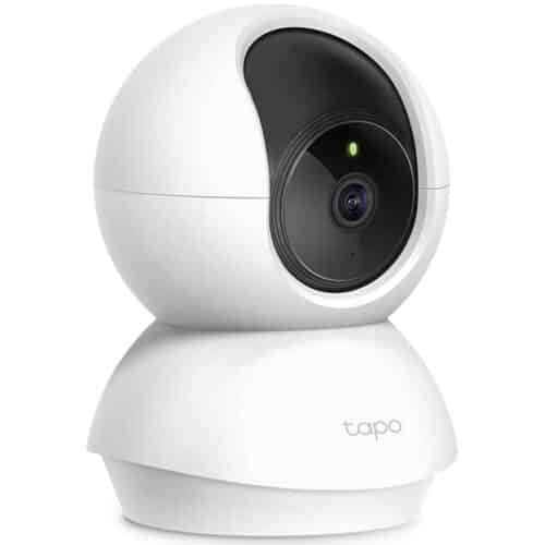 Camera de supraveghere Smart TP-Link Tapo C70, 360 grade, Full HD, Funcție Baby Monitor, Night Vision, Detectarea miscarilor