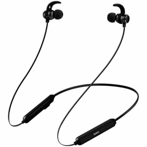 Casti audio Hoco ES11 Maret Sporting, In-Ear, Handsfree, Bluetooth Negru