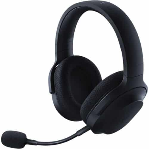 Casti gaming wireless Razer Barracuda X, Multiplatforma PC, Playstation, Switch, Virtual, microfon Cardioid detasabil