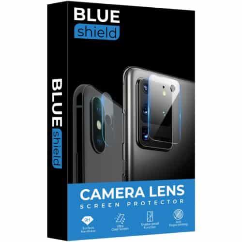 Folie Protectie Camera spate BLUE Shield pentru Samsung Galaxy Note