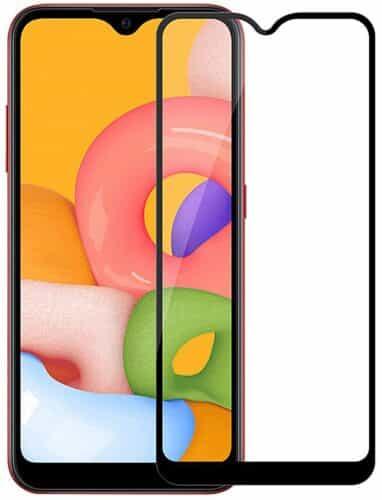 Folie Protectie Ecran BLUE Shield pentru Samsung Galaxy A01