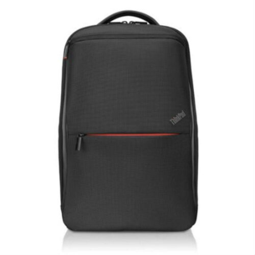 "Lenovo ThinkPad Professional 15.6"" Backpack; black; 52% Nylon"