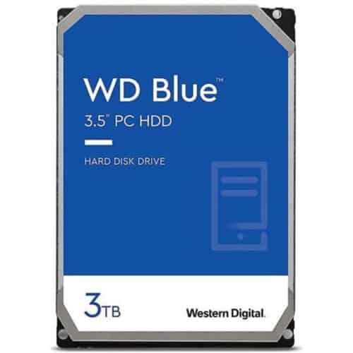 HDD Western Digital Blue 3TB, SATA III, 256MB, 3.5