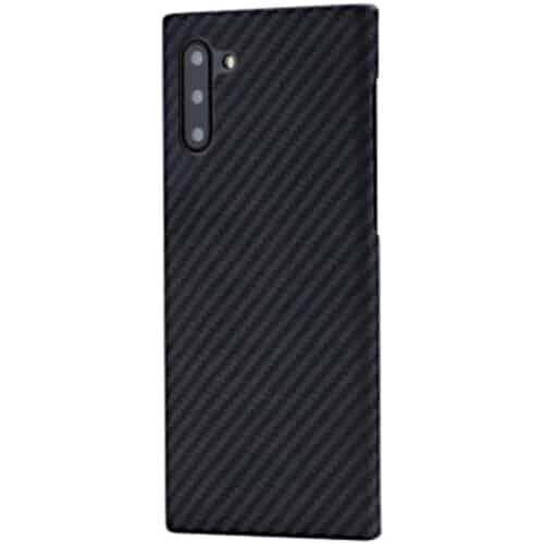 Husa de protectie Pitaka MagCase pentru Samsung Galaxy Note 10, Black