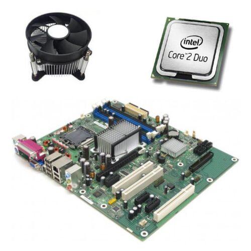 Kit Placa de Baza Intel DG965RY