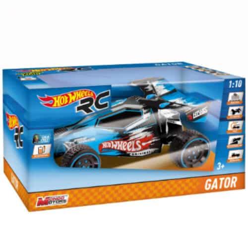 Masinuta cu telecomanda Hot Wheels Buggy Gator 1:1 Mondo MDHW63443- Resigilat