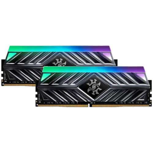Memorie desktop ADATA XPG Spectrix D41 RGB, 2x 8GB DDR4, 3000MHz