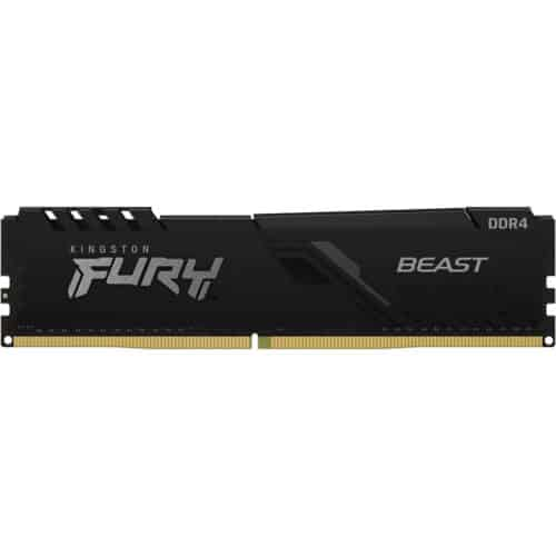 Memorie RAM Kingston Fury Beast, 8GB DDR4, 3200MHz, CL16