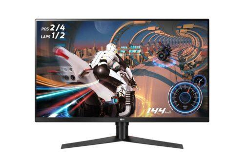 "Monitor 31.5"" LG 32GK850F-B"