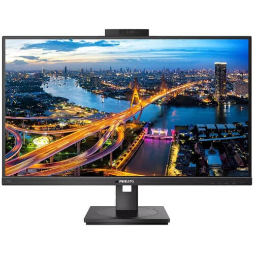 Monitor Philips LED IPS 27'', QHD, 75Hz, 4ms, FlickerFree, Pivot, Display Port, HDMI, USB, USB-C, 276B1JH/00