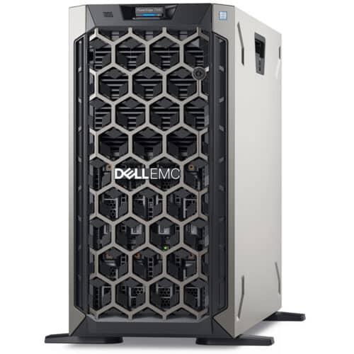 Server Dell PowerEdge T440, Intel Xeon Silver 4210R, 2.4G, 10C/20T, 9.6GT/s