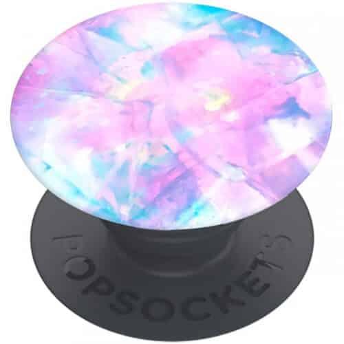 Suport universal de telefon Popsockets, Basic Crystal Opal