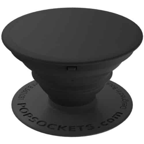 Suport universal de telefon Popsockets, Basic Black