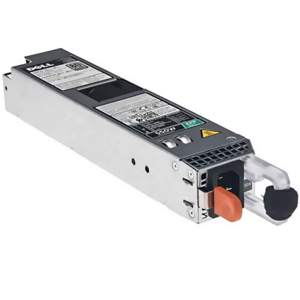 Sursa Server Dell 450-AEKP 13G, 550W, Hot Plug - Resigilat