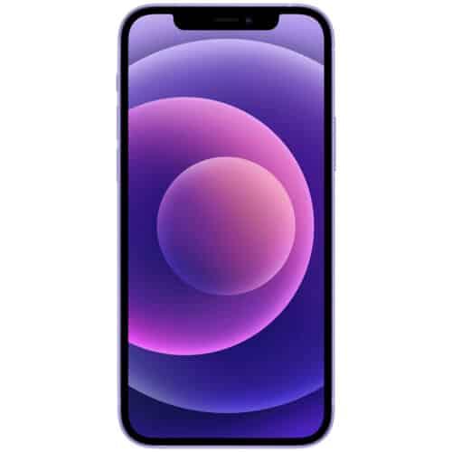 Telefon mobil Apple iPhone 12, 128GB, 5G, Purple