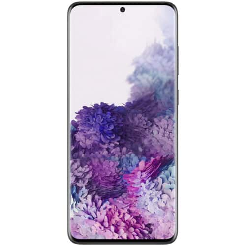 Telefon mobil Samsung Galaxy S20 Plus, Dual SIM, 128GB, 12GB RAM, 5G, Cosmic Black