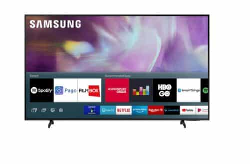 Televizor QLED SAMSUNG QE50Q60AAUXXH