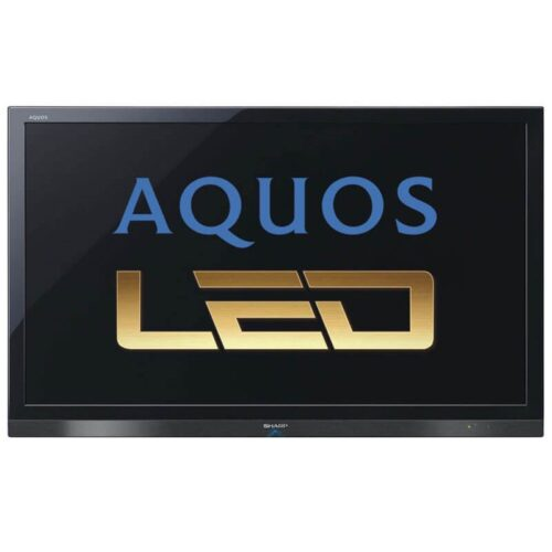 Televizor LED SH Sharp AQUOS LC-52LE705E 132.1 cm (52