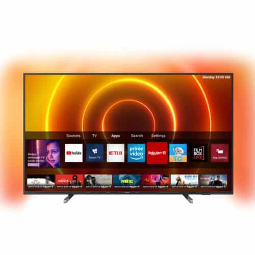 Televizor Philips 43PUS7805/12, 108 cm, Smart, 4K, Ultra HD, LED, Clasa G
