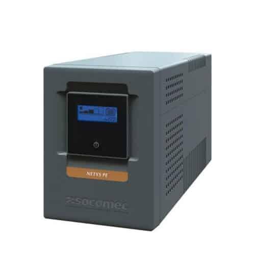 UPS Second Hand Socomec NETYS NPE-1500-LCD
