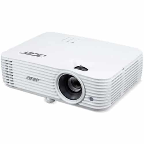 Videoproiector Acer X1526AH, Full HD, 4000 lumeni, contrast 10.000:1, cablu VGA, DLP 3D ready HDMI, 144Hz