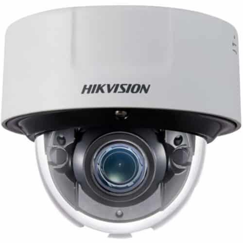 Camera supraveghere Hikvision IP dome IDS-2CD7146G0-IZS, 4MP, DeepinView, low-light, lentila varifocala: 2.8 - 12 mm, IR 30m, Alb