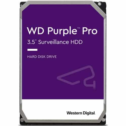 Hard disk WD Purple 18TB SATA III, 5400RPM, 64MB