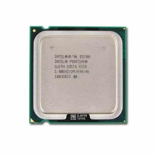 Intel Pentium Procesor E5700 2M Cache