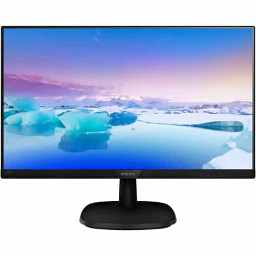 Monitor WLED Philips 243V7QDSB, 23.8