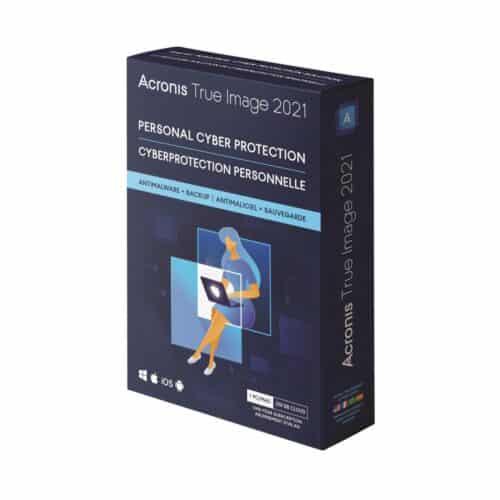 Subscriptie Acronis True Image Advance 2021