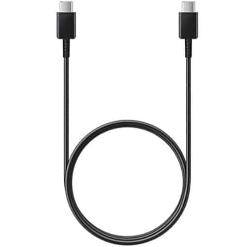 Cablu de date Samsung, 1 m, Type C to Type C