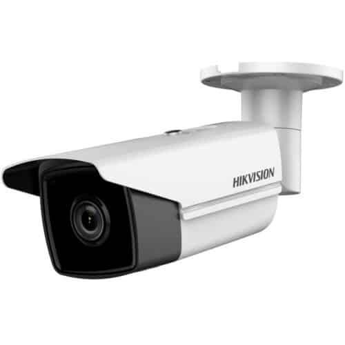 Camera supraveghere Hikvision IP bullet DS-2CD2T83G0-I56, 8MP, lentila: 6mm, IR: 50m, slot microSD
