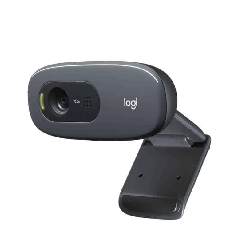 Camera Web HD Logitech C270 720p/30fps