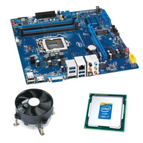 Kit Placa de Baza Intel DH87RL