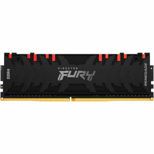 Memorie Kingston FURY Renegade RGB, 8GB DDR4, 3000MHz CL15