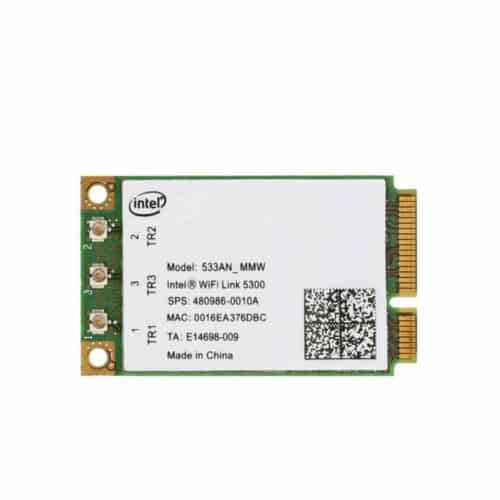 Placa Retea Wireless Intel Ultimate N Wi-Fi Link 5300