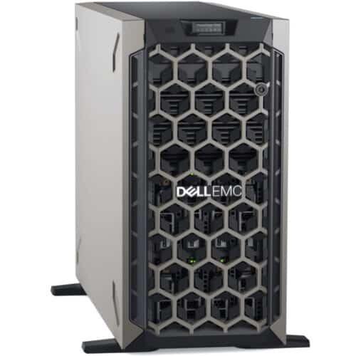Server Dell PowerEdge T440, Intel Xeon Silver 4208 2.1G, 8C/16T, 9.6GT/s, 16GB RDIMM DDR4-2400, 480GB SSD SATA, 750W