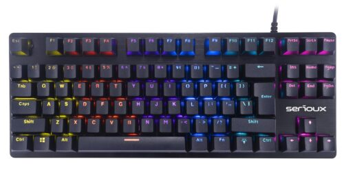 Tastatura gaming mecanica Serioux Freya