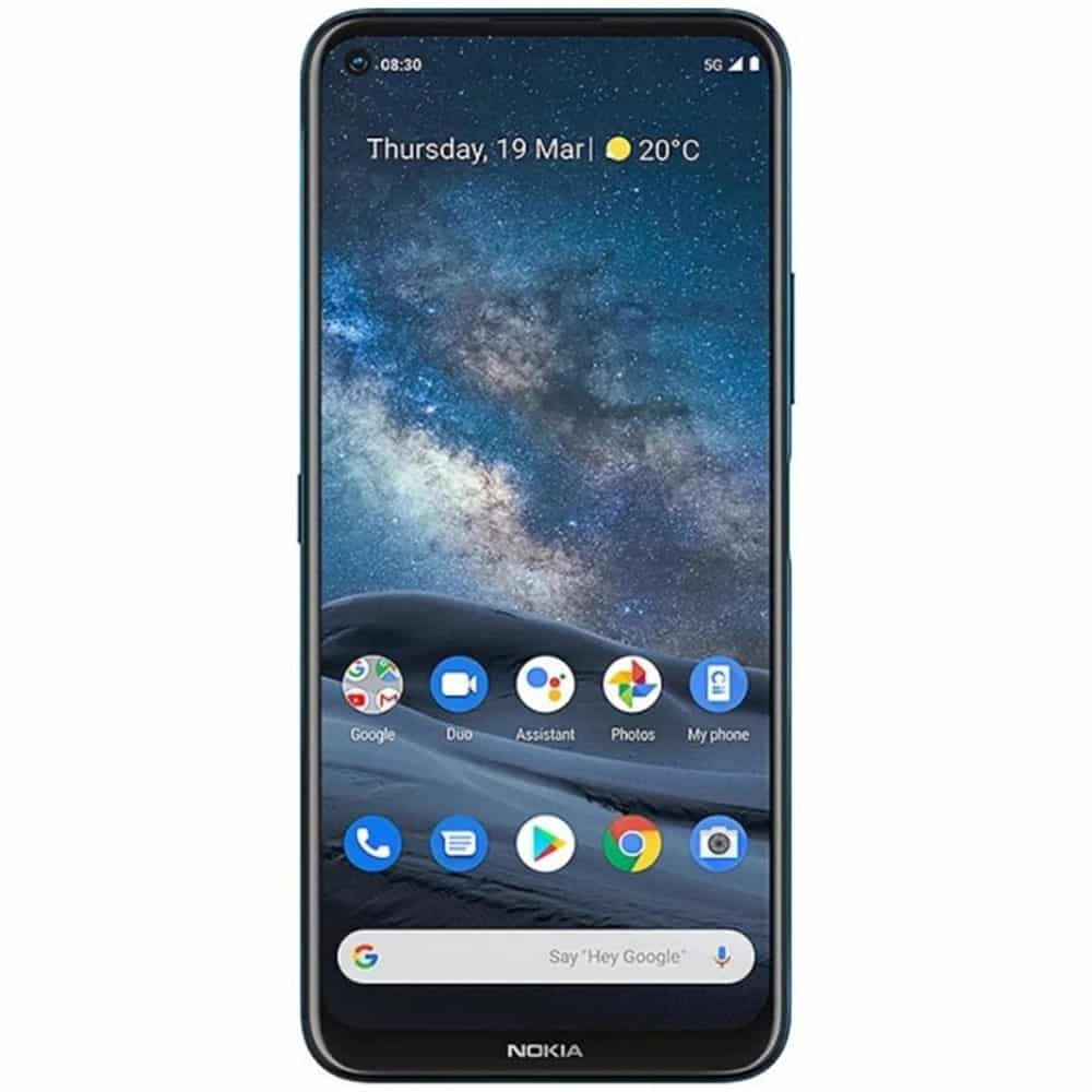 Telefon mobil Nokia 8.3, Dual SIM, 128GB, 8GB RAM, Black - Resigilat