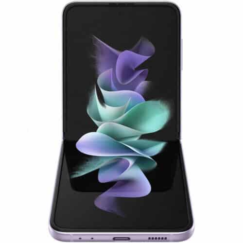 Telefon mobil Samsung Galaxy Z Flip3, 8GB RAM, 256GB, 5G, Lavender