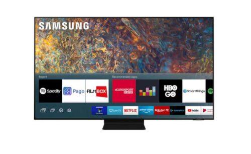 Televizor QLED SAMSUNG QE55QN90AATXXH
