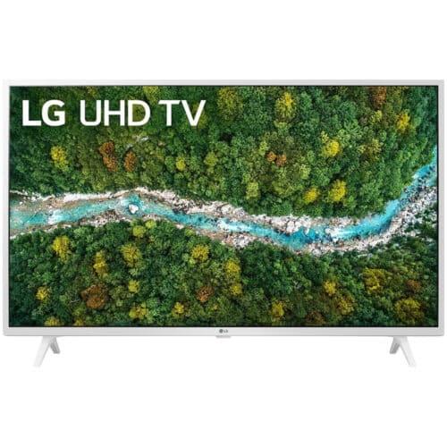 Televizor LG 43UP76903LE, 108 cm, Smart, 4K, Ultra HD, LED, HDMI, CI+, Vesa, HDR 10, AI Brightness Control, Clasa G
