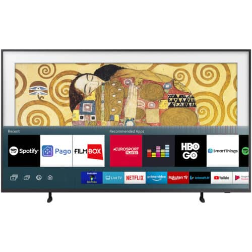 Televizor Samsung The Frame 55LS03A, 138 cm, Smart, 4K, Ultra HD, QLED, HDR 10+, Clasa G