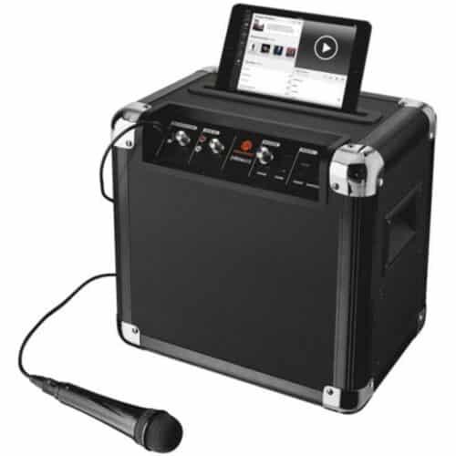 Boxa portabila Trust Fiesta Go TR-20369, Karaoke Party Speaker, Bluetooth, 40W - Resigilat