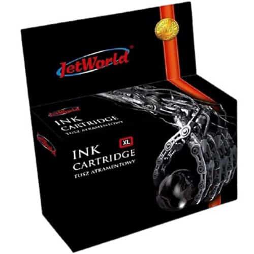 Cartus cerneala JetWorld JWI-H305XLBR, Black, HP 305XL ,22 ml, 3YM62AE, compatibil cu HP DeskJet 2710, 2720, 2721