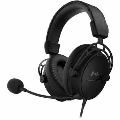 Casti Kingston SoloCast HyperX Pack, negru