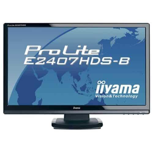 Monitoare Second Hand LCD 24 inci Iiyama ProLite E2407HDS
