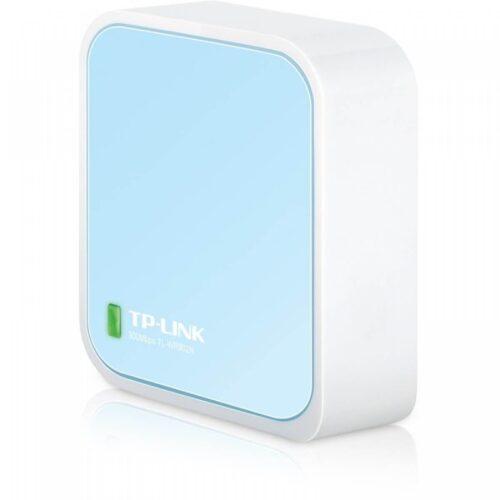 Nano Router Wireless Portabil TP-LINK N300 TL-WR802N